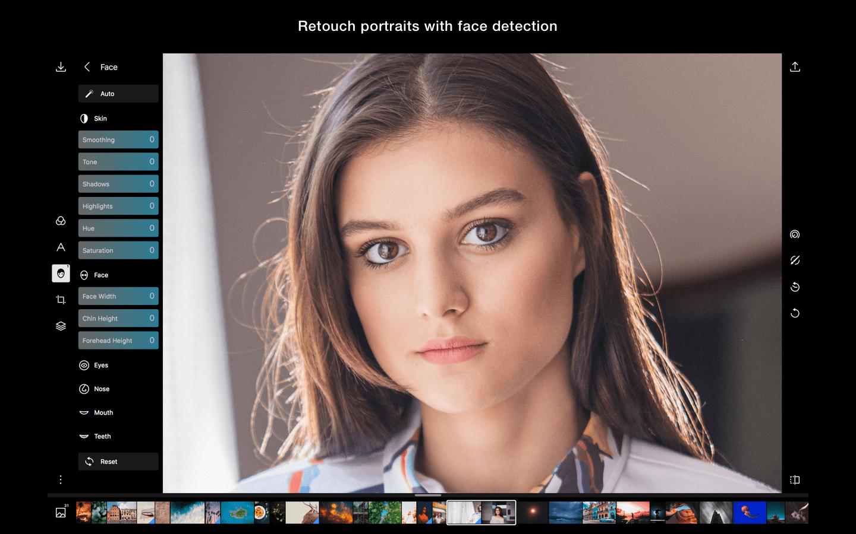 Photo Editor For Windows Polarr